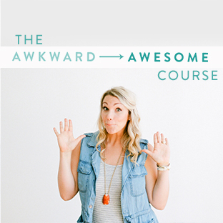 Awkward to Awesome Course